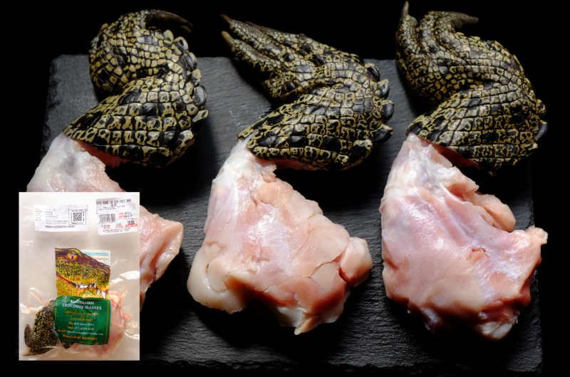 ワニ肉の栄養とは?3つのおいしいクロコダイルミートの食べ方をご紹介!