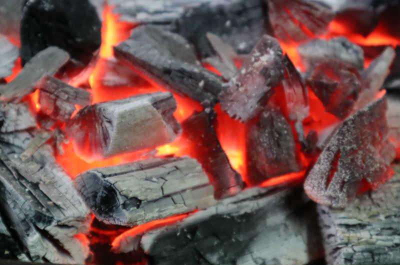 エバラ鶏炭火焼のタレを使用した鶏の炭火焼の作り方!